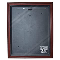 MLB Pittsburgh Pirates Cabinet Style Jersey Display by Caseworks