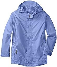 White Sierra Youth Trabagon Jacket, X-Small, Peri Blue