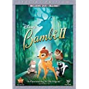 Bambi II (Two-Disc Special Edition Blu-ray / DVD Combo in DVD Packaging)