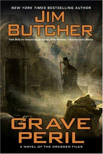Grave Peril by Jim Butcher