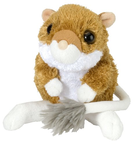 "Wild Republic CK-Mini Kangaroo Rat 8"" Plush - 1"