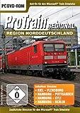 Train Simulator - ProTrain Regional: Norddeutschland (Add - On) - [PC]