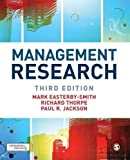 Management Research (SAGE series in Management Research)