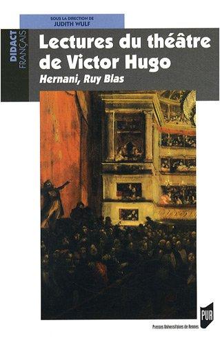 Ebook Gratis Telecharger Lectures Du Theatre De Victor Hugo