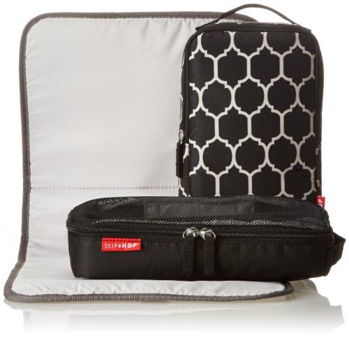 skip hop forma pack go diaper tote bag black lazada malaysia. Black Bedroom Furniture Sets. Home Design Ideas