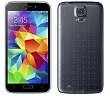 GalaxyBlack®S5H43G4inchunlockeddualSIMandroidsmartphone (Black)