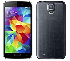 Galaxy Black® S5H4 3G 4 inch unlocked dual SIM android smart phone (Black)