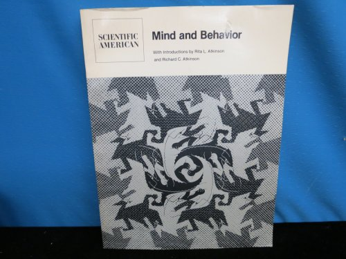 "Mind and Behaviour: Readings from ""Scientific American"""