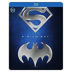 Batman / Superman Anthology (9 Film Set) [Blu-ray]
