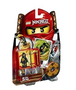 LEGO Ninjago 2170: Cole DX