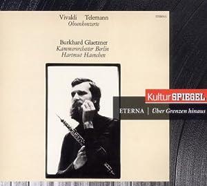Eterna  Über Grenzen hinaus Vivaldi Telemann Oboenkonzerte
