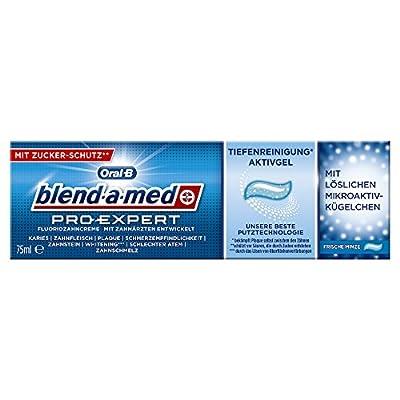Oral-B Blend-a-med ProExpert Tiefenreinigung Aktiv Gel, 2er Pack (2 x 75 ml)