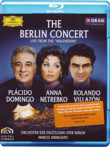 Das Waldbühnen-Konzert [Blu-ray]