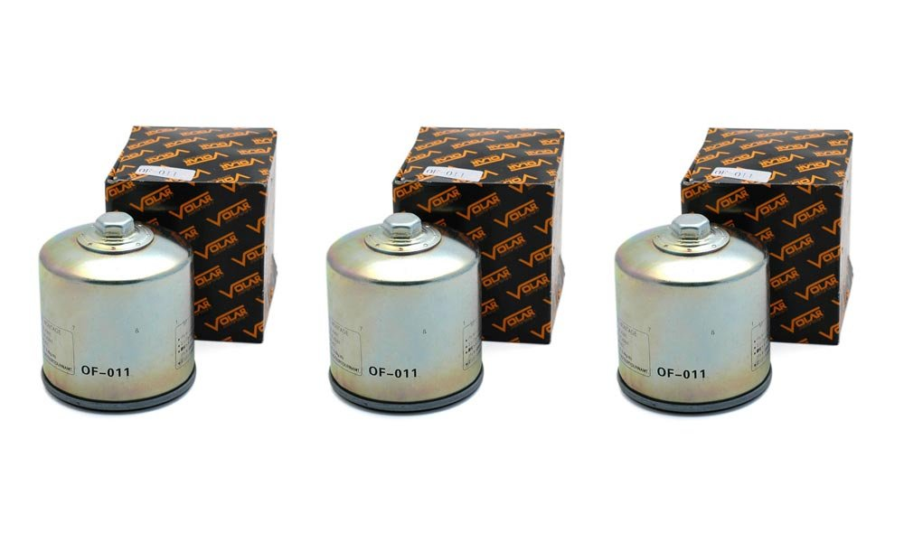 1999-2005 BMW R1150GS 1150 Oil Filter - (3 pieces)