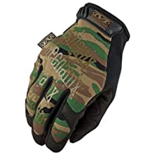 Mechanix Wear MG-71-010 Camo Large Gloves