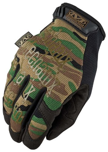 Mechanix Wear MG-71-011 Original Glove, Camo, X-Large