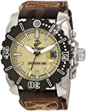 USMC Wrist Armor Men's  WA123 Stainless Steel Swiss Quartz  Watch With Tritium
