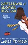 Confessions of Georgia Nicolson (0060575905) by Rennison, Louise