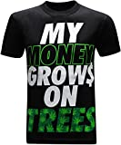 Money-Grows-On-Trees-Mens-Funny-T-Shirt