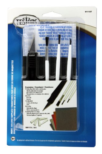 Testors Hobby Supplies Paint Kit