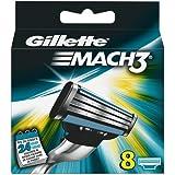 Gillette Mach3 Razor Blades 8-pack