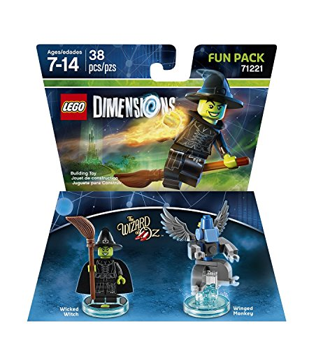 Wizard of Oz Wicked Witch Fun Pack - LEGO Dimensions JungleDealsBlog.com
