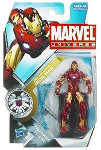 Marvel Universe - Series 3 - Iron Man Armure modulaire