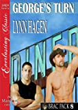 George's Turn [Brac Pack 8] (Siren Publishing Everlasting Classic ManLove)