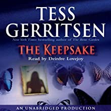 The Keepsake: A Rizzoli & Isles Novel (       UNABRIDGED) by Tess Gerritsen Narrated by Deirdre Lovejoy