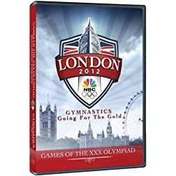 GAMES OF THE XXX OLYMPIAD GYMNASTICS: Going For The Gold