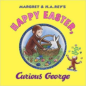 Happy Easter, Curious George written by R. P. Anderson