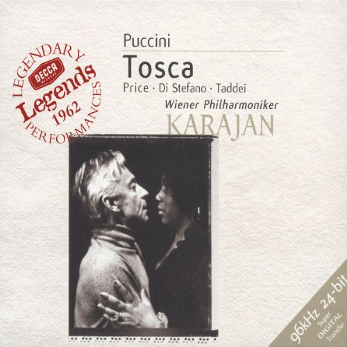 Puccini Leontyne Price Richard Tucker 2 Rosalind Elias Philip Maero Erich Leinsdorf Madama Butterfly
