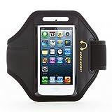 Cinta de Brazo Gear Beast Premium para deportes como ciclismo,correr, trotar o caminar para iPhone 5s, 5, 4s,4 y iPod touch quinta generación
