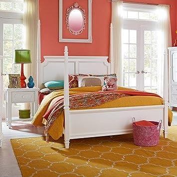 Standard Furniture Watercolor 2 Piece Kids' Poster Bedroom Set
