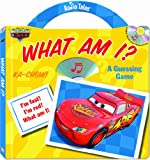 Disney/Pixar Cars: What Am I? (Audio Tales book with audio CD)