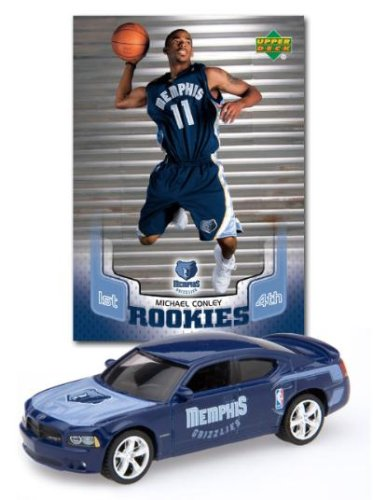 NBA DODGE CHARGER 2008 MIKE CONLEY MEMPHIS GRIZZLIES - 1