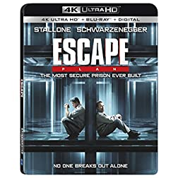 Escape Plan [4K Ultra HD + Blu-ray]