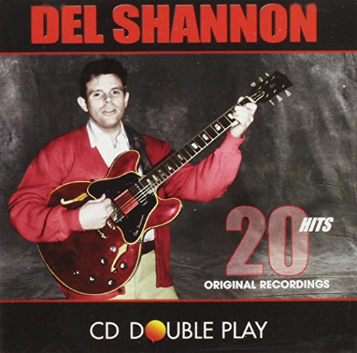 Del Shannon One Thousand Six Hundred Sixty One Seconds With Del Shannon