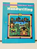 img - for Handwriting with a Simplified Alphabet Practice Masters Grade 4 book / textbook / text book