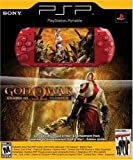 PlayStation Portable Limited Edition God of War Chains of Olympus Entertainment Pack - Red