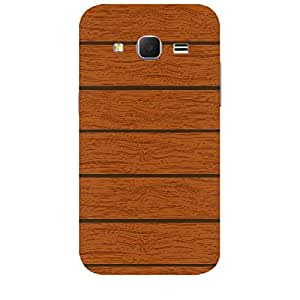 Skin4gadgets WOODEN PATTERN 8 Phone Skin for SAMSUNG GALAXY CORE PRIME ( G3608)