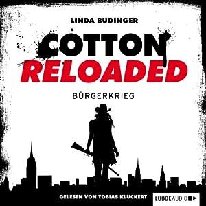 Bürgerkrieg (Cotton Reloaded 14) Hörbuch