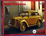 ICM 1/35 Kadett K38 Saloon WWII German Staff Car