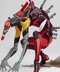 リボルテックヤマグチ No.90 エヴァンゲリオン2号機 獣化第2形態【ザ・ビースト】