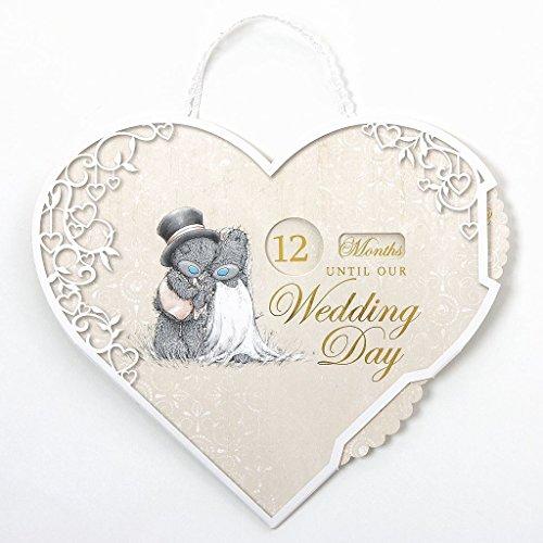 me-to-you-bear-wedding-countdown-plaque