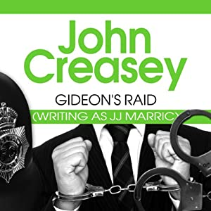 Gideon's Raid Audiobook