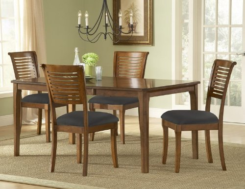 Dining room sets torino 5 piece dining room furniture set for 5 piece dining room sets cheap