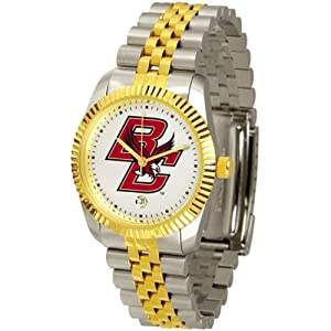Boston College Golden Eagles NCAA Executive Mens Watch by SunTime