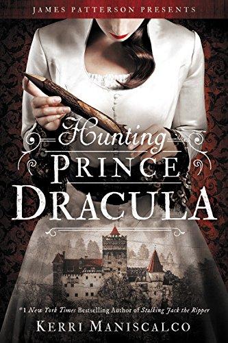 Book Cover: Hunting Prince Dracula