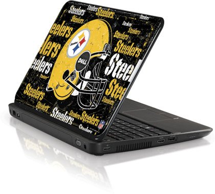NFL - Pittsburgh Steelers - Pittsburgh Steelers - Blast Dark - Dell Inspiron 15R - N5110 - Skinit Skin from Skinit